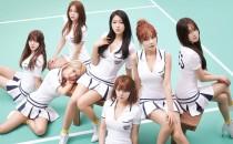 【高清】韩国美女偶像实习生的一天