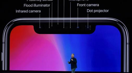 降低刷脸零件技术标准 苹果力保iPhone X产量