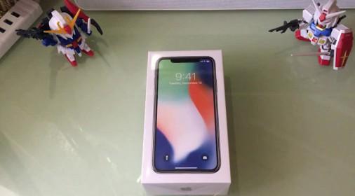 【小主】的iphoneX到货!马上开箱评测!