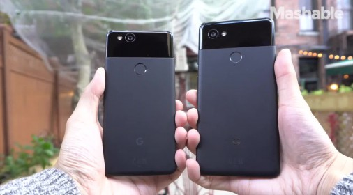 google最新两款Pixel旗舰对砍三星苹果