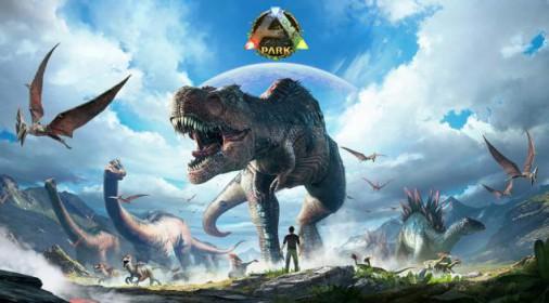 真实恐龙跃出屏幕!VR大作《方舟公园》3月22日全球同步发售