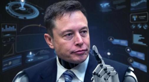 马斯克对AI再发警告:人类难逃被机器人独裁的命运