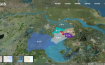 SGIS(超GIS系统)三维地理信息系统演示
