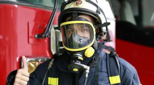 【HTC-VIVE】消防VR演习真正的灭火实操