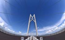 热烈庆祝港珠澳大桥通车--VR游大桥