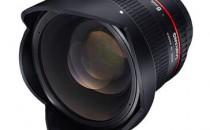 SAMYANG (森养)三阳 8mm F3.5Ⅱ 半画幅 鱼眼镜头