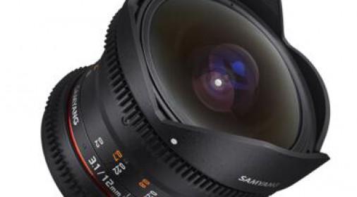 三阳(SAMYANG)森养 12mm/F2.8 全画幅鱼眼镜头