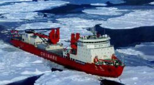 雪龙号极地考察船全景VR漫游