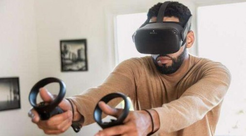 everpano官方实战Oculus Quest一体机体验6DOF漫游