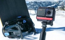 Insta360 ONE R 高清防抖防水Vlog摄像4K+全景运动相机