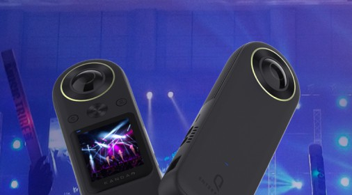 QooCam8K行业版专业级全景相机--支持5G 8K直播