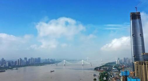 2020-7-6武汉长江汛情全景纪实