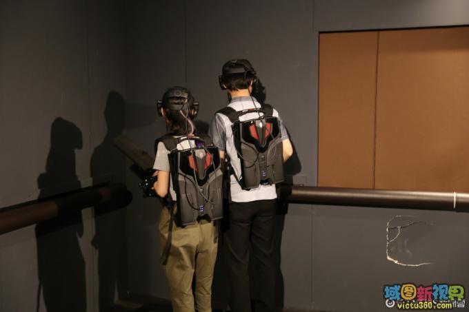 VR+新作《阿奴瓦的寶藏》試玩(圖/記者樓菀玲攝)