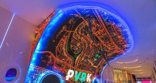 迪拜大型VR主题公园开业 壕气扑面而来