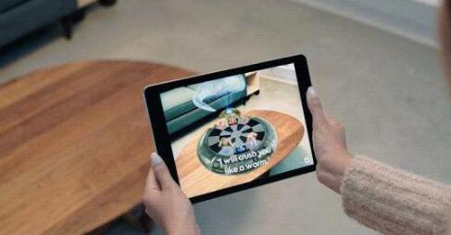 谷歌分享制作AR内容交互体验的技巧