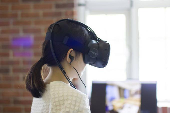 虚拟现实参考设计平台