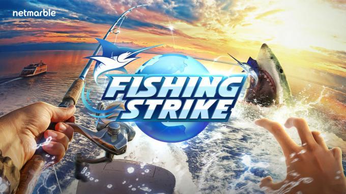 Netmarble釣魚新手遊《釣魚大亨》(圖/網石遊戲)