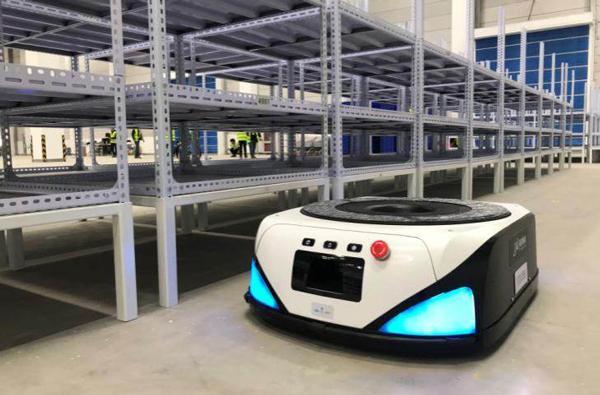 旷视科技全资收购艾瑞思机器人 进军机器人业务