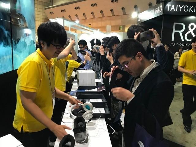 大朋VR登陆CONTENT TOKYO 进军日本市场
