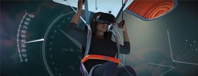 与Frontgrid合作 室内跳伞将有VR体验