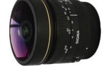 适马(SIGMA)8mm F3.5 EX DG 鱼眼镜头